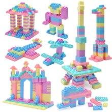 цены на 1000Pcs City Building Blocks Sets LegoINGLY DIY Creative Bricks Friends Creator Parts Brinquedos Educational Toys for Children  в интернет-магазинах