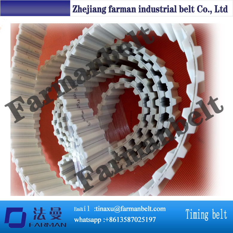 Guarantee quality steel cord open ended pu double sided timing belt am open ended 40мл 40гр пластик