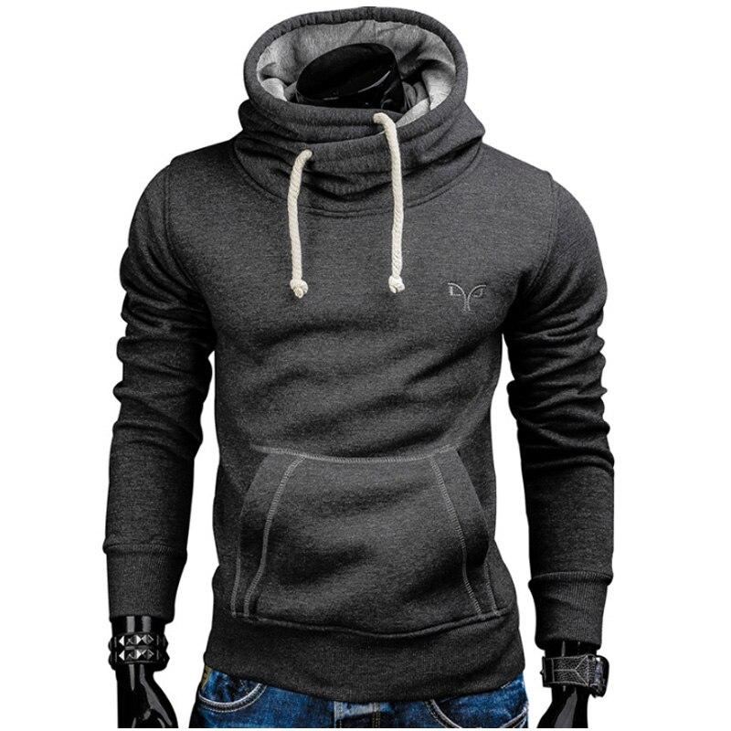 Men'S Sweatshirt 2017 Hoodies Men Sweatshirt Long Sleeve Pullover Hooded Sportswear Men'S Embroidery Turtleneck Tracksuit Men's Sweatshirts HTB1IsAakpcJL1JjSZFOq6AWlXXaq