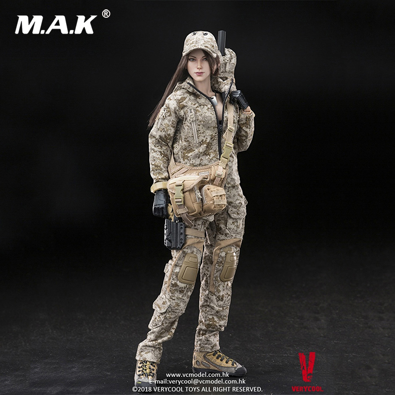 1/6 Scale Supermodel Head Sculpt And Female Body Set Action Figure Doll VERYCOOL FX07 Toys Without Clothing Set