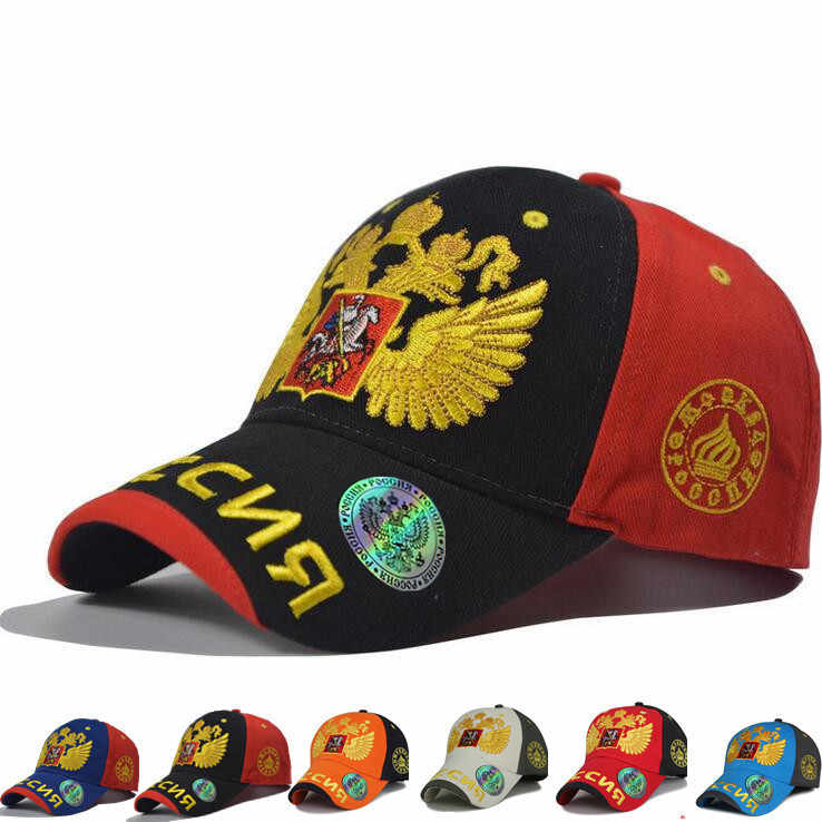 YYMM 2018 New Fashion Sochi Russian Cap 2018 Russia Bosco Baseball Cap  Snapback Hat Sunbonnet Cap b2642788e9f7