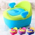 Frete grátis colorido bebê adorável seguro e confortável da criança higiênico assentos sanitários assento do bebê potty training