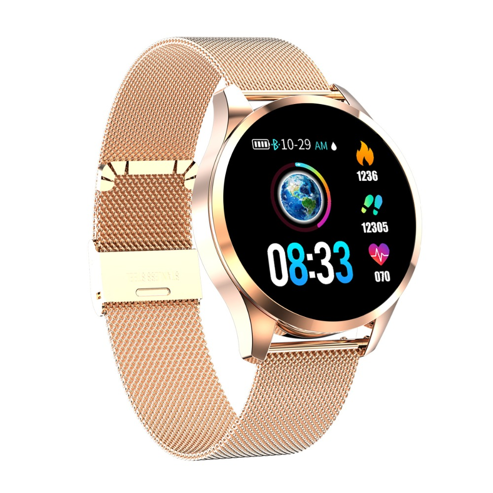 696 <font><b>X10</b></font> Smart <font><b>Watch</b></font> Men Women Waterproof HR Sensor Blood Pressure Monitor Fashion Fitness Tracker Smartwatch image