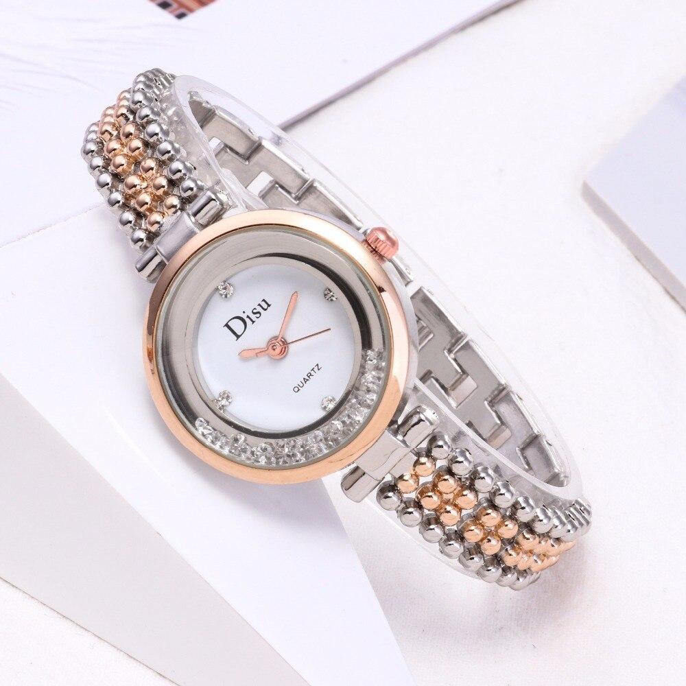 NEW Luxury Watch Women Dress Bracelet Watch Fashion Quartz Wrist Watch For Women Classic Brand Gold Ladies Watch bayan kol saati