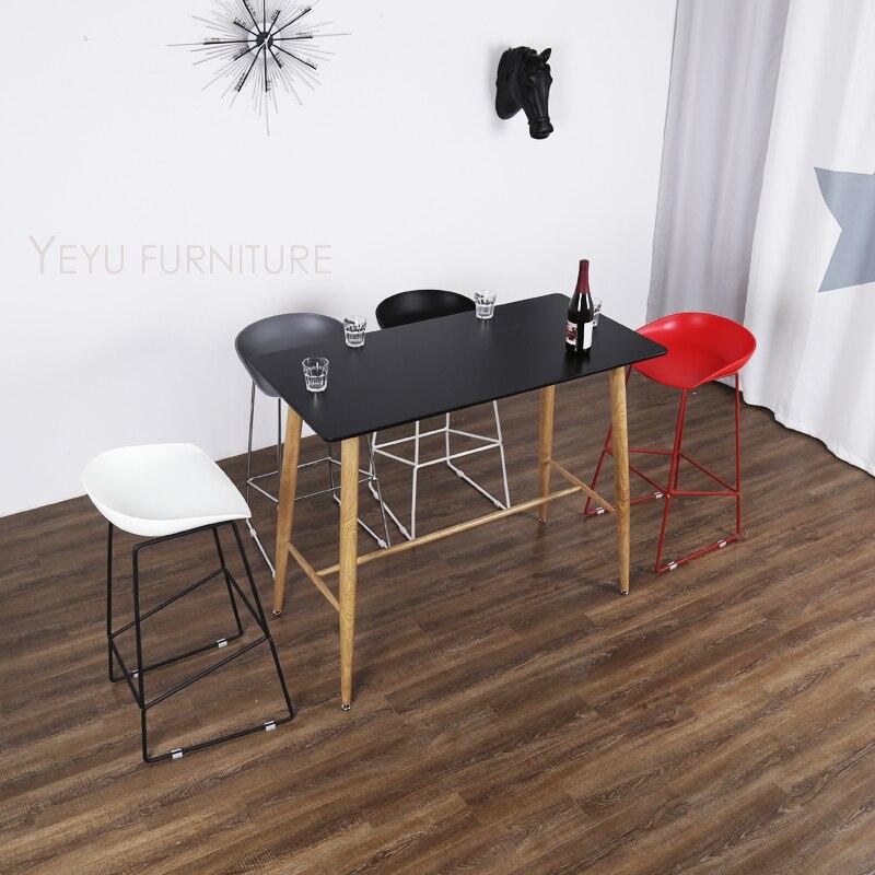 Diseño moderno asiento altura 65 cm 75 cm cocina mostrador, taburete ...