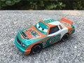 Оригинал Pixar Автомобилей Гонщиков 1:55 № 92 Sputter Стоп Металл Литья Под Давлением Игрушка Cars Новые Свободные