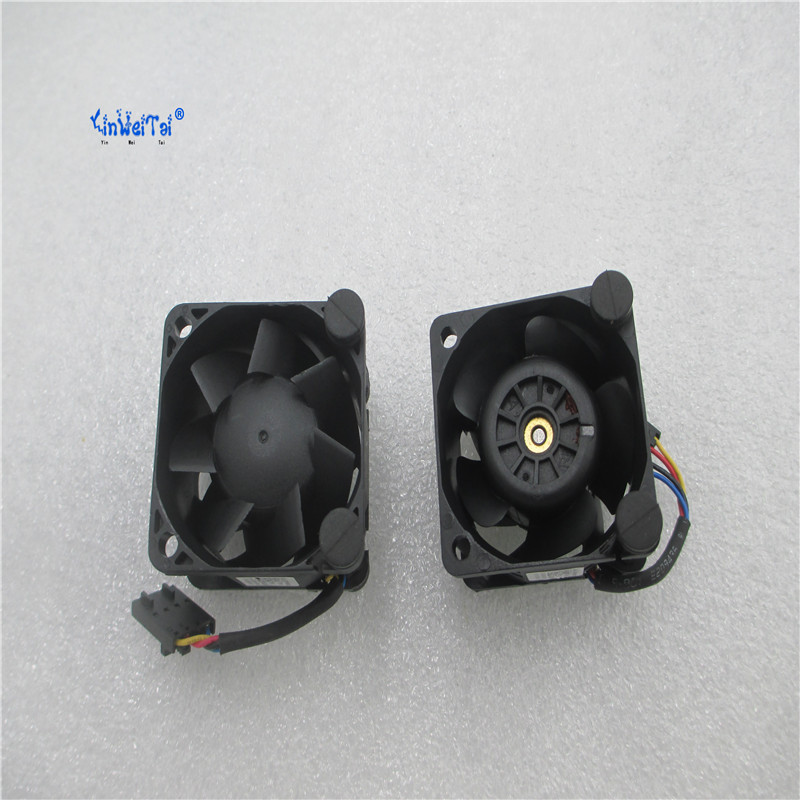 from Dell R210 PowerEdge Server Sunon Brushless Fan PSD1204PQBX-A 0W50T1
