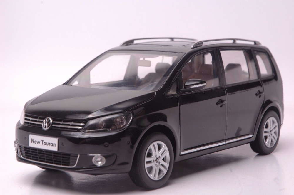 1:18 Diecast Model for Volkswagen VW Touran TSI 2013 MPV Alloy Toy Car Miniature Collection Gifts Passat B7 1 18 масштаб vw volkswagen новый tiguan l 2017 оранжевый diecast модель автомобиля