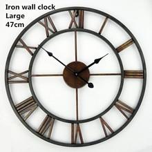 Saat Large Wall Clock Watch Wall Clock Horloge Murale Duvar Saati Digital Clocks Reloj de Pared Reloj Klok Orologio da parete