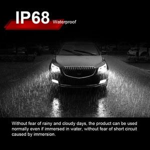 Image 4 - Lâmpada led para o farol do carro h4 h7 h11 h8 led hb4 h1 hb3 h9 9006 9005 luzes do carro lâmpadas led 12v lâmpadas de automóvel 60 w 8000lm