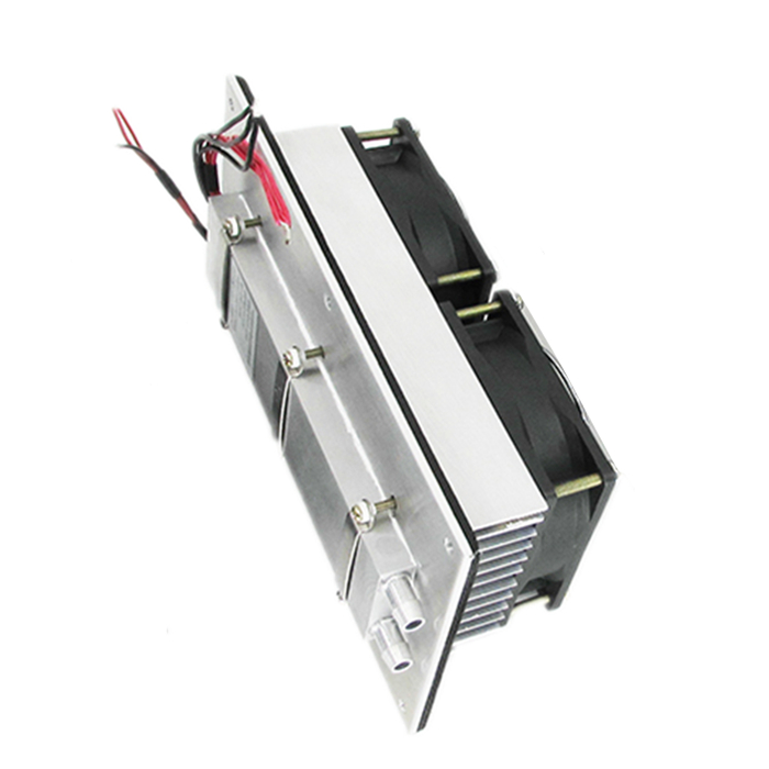 12V 180W Semiconductor electronic Parr Peltier refrigeration film air conditioning water cooling cold Aluminum radiator fan ks214 12v 240w semiconductor electronic peltier chip water cooling refrigeration small pet air conditioner aluminum radiator