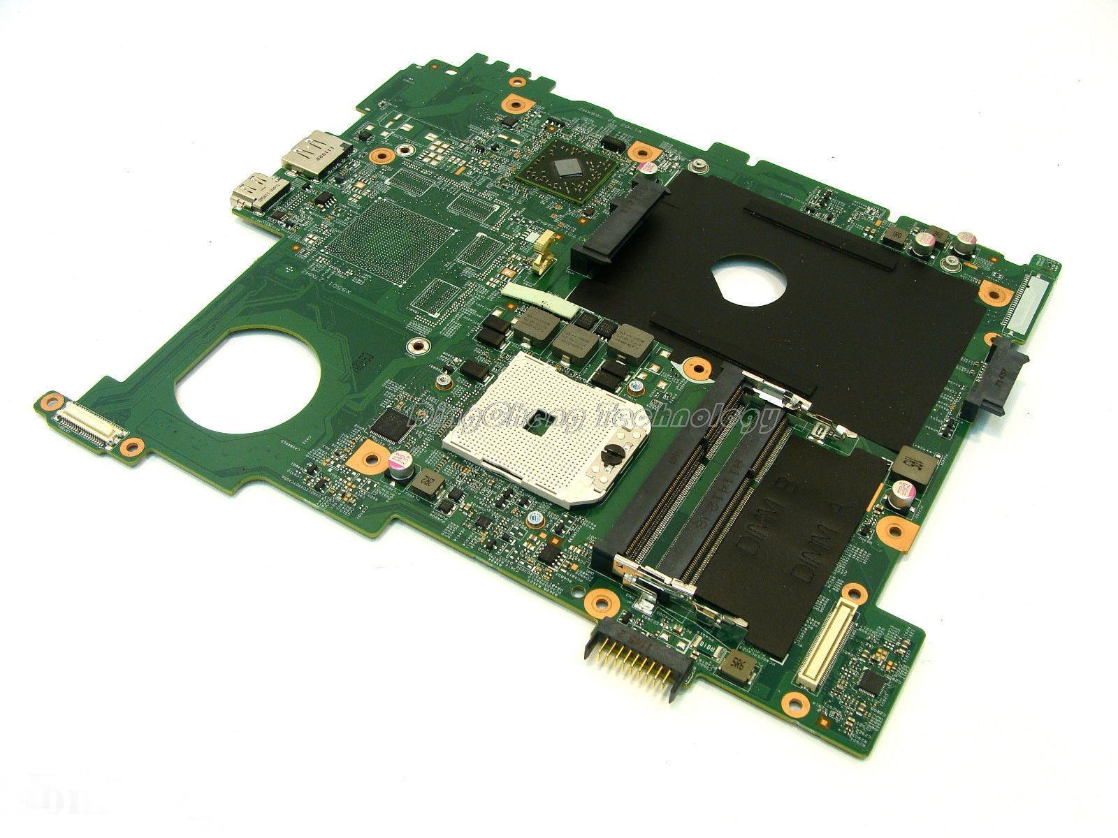 SHELI ordinateur portable Carte Mère/carte mère pour dell Inspiron 15R M511R M5110 CN-0NKG03 NKG03 pour AMD cpu avec carte graphique intégrée