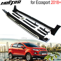 Hottest running board side step side bar for Ford Ecosport 2013 2018+,professional ISO9001 factory at SUV side step 5 years