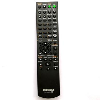 Nowy pilot zdalnego sterowania RM-AAU022 dla Sony RM-AAU020 RM-AAU021 kina domowego systemu av STR-KS2300 STR-DG520 HT-SF2300 SS2300 RM-AAU029 tanie i dobre opinie Audio wideo odtwarzacze KAITE 433 mhz Remote Control black Replacement