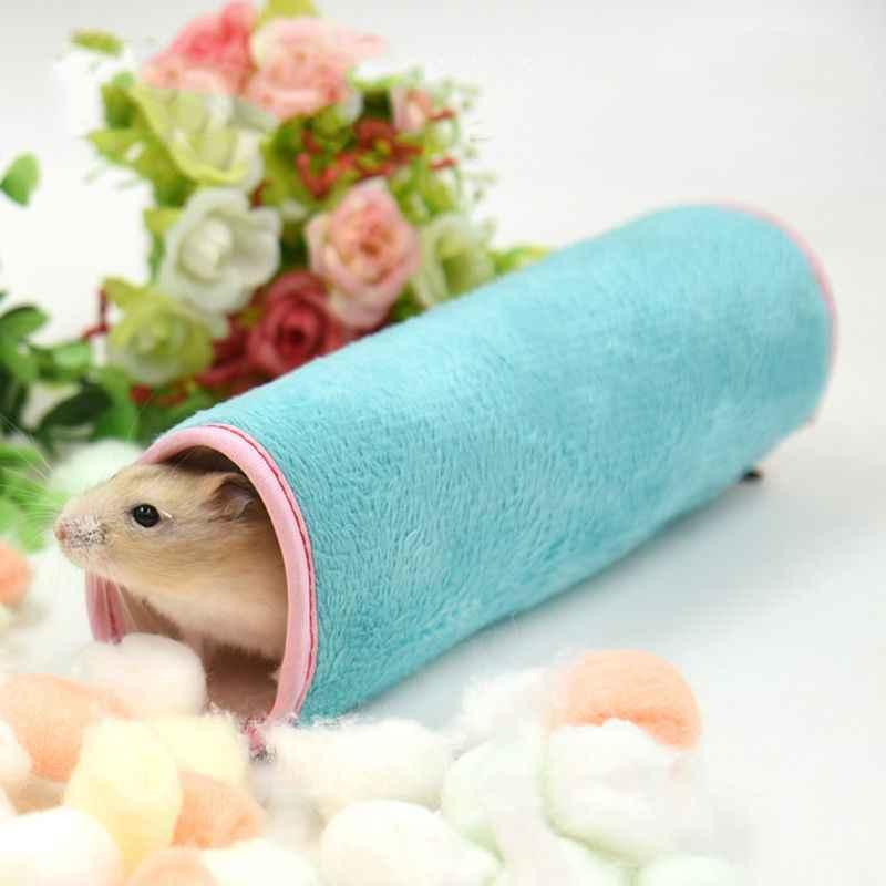 Хомяк клетка гамак морская свинка спальная кровать зима теплый домик для маленьких животных