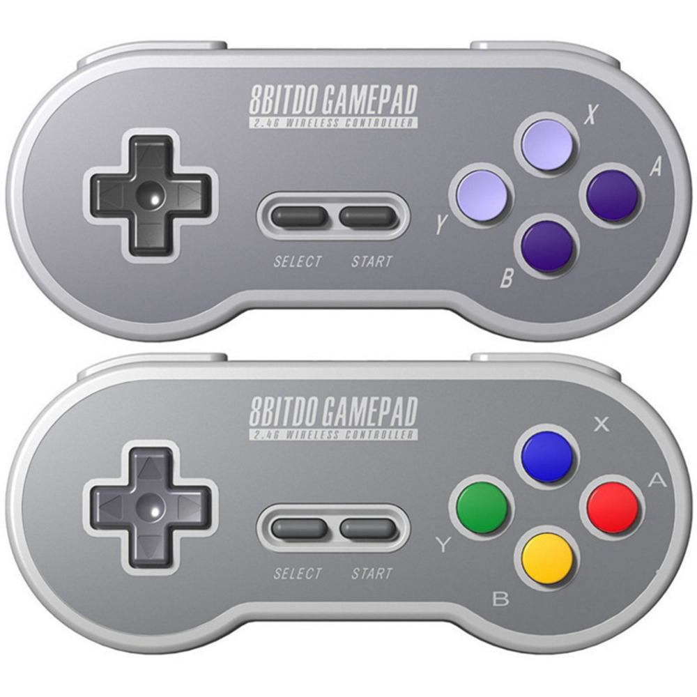 8Bitdo SN30 2 4G and SF30 2 4G USB Cable Bluetooth Wireless font b Gamepad b