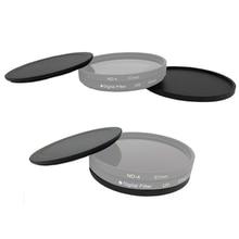 40,5, 43, 46, 49, 52, 55, 58, 62, 67, 72, 77, 82 мм, металлический вкручивающийся чехол для объектива, крышка для объектива камеры, UV CPL, ND фильтр