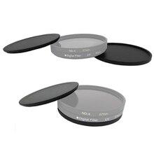 40,5 43 46 49 52 55 58 62 67 72 77 82mm Neue Metall Schraube In Objektiv Filter fall cap Für kamera objektiv UV CPL ND Filter