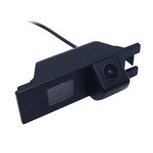 HD CCD รถดูด้านหลังกล้องสำหรับ Opel Night Vision 170 องศารถ Dash กล้องที่จอดรถย้อนกลับกล้อง