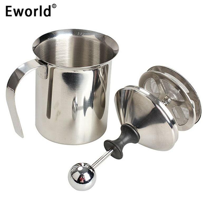 Eworld ASLT visokokakovostna črpalka iz nerjavečega jekla mleko - Kuhinja, jedilnica in bar