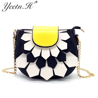 Yeetn H New Arrival Fashion Woman Bag Hot Sell Cute Shoulder Bag Crossbody Bag Casual PU