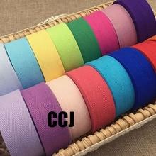 3CM Top Grade Heringbone Cotton Webbing Twill Cotton Tape in