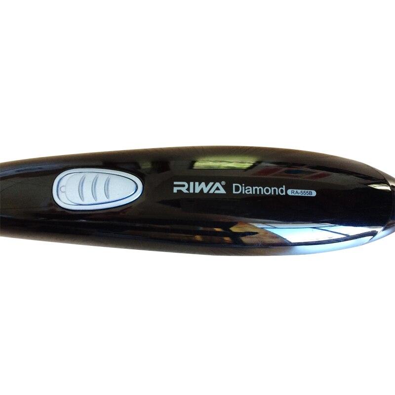 RIWA Мужская стрижка блейд-1ксаа батареи из нержавеющей стали Водонепроницаемое триммер для носа