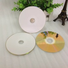 Wholesale 10 Discs 6x 25 GB Gold Printable BD-R Blu Ray Discs(China)