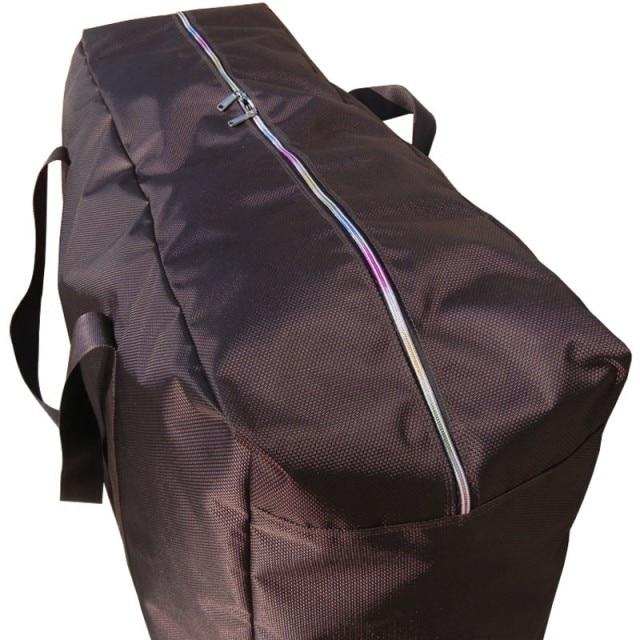 LOVMAXI Side zipper water oxford fabric bag large capacity ...