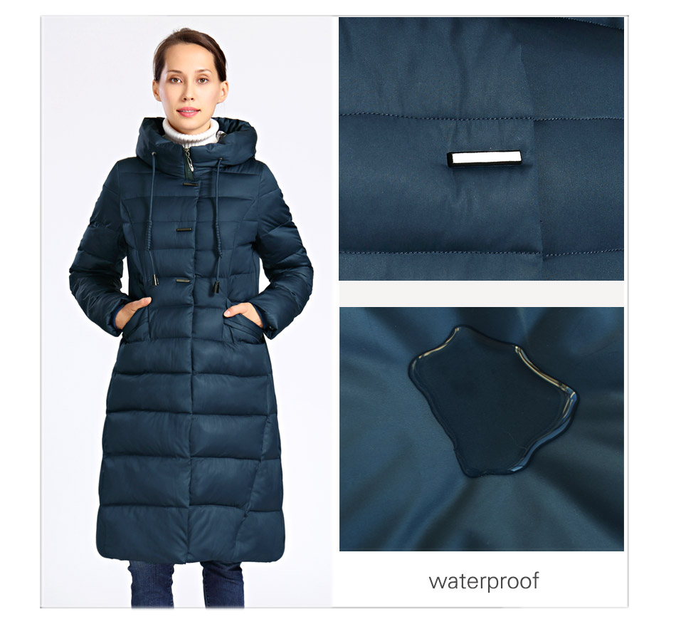 dd750ae0f7f 2018 New Winter Jacket Women Plus Size Long Thick Womens Winter Coat ...