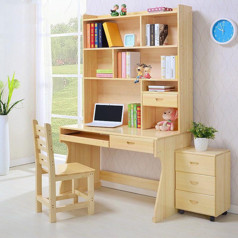 muebles para nios juegos de mesa escritorio gabinete estantera muebles de madera maciza
