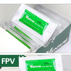 Convenient FPV/TOXO Test Paper