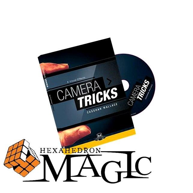 2016 Astuces de Caméra Casshan Wallace de Gadgets Classique comédie des tours de magie, close up Rue, mentalisme, illusions, Stade