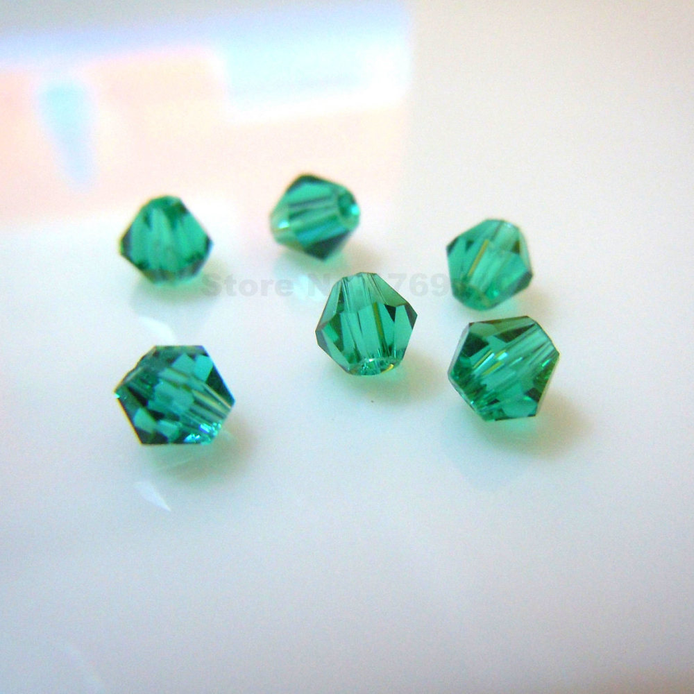 50 x AB Plated Glass Beads 4mm//6mm Available Round Olive Green