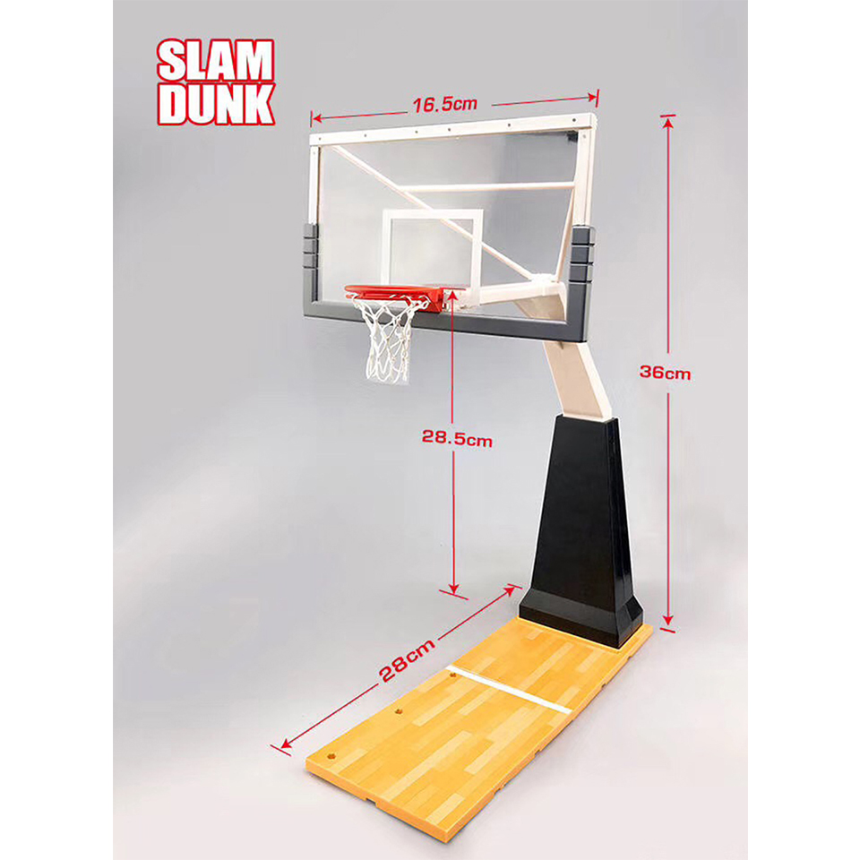 Image 2 - Tronzo Dasin Model DM Slam Dunk Basketball Stands Anime Toys Figure PVC Action Figures Collectible Model ToysAction & Toy Figures   -