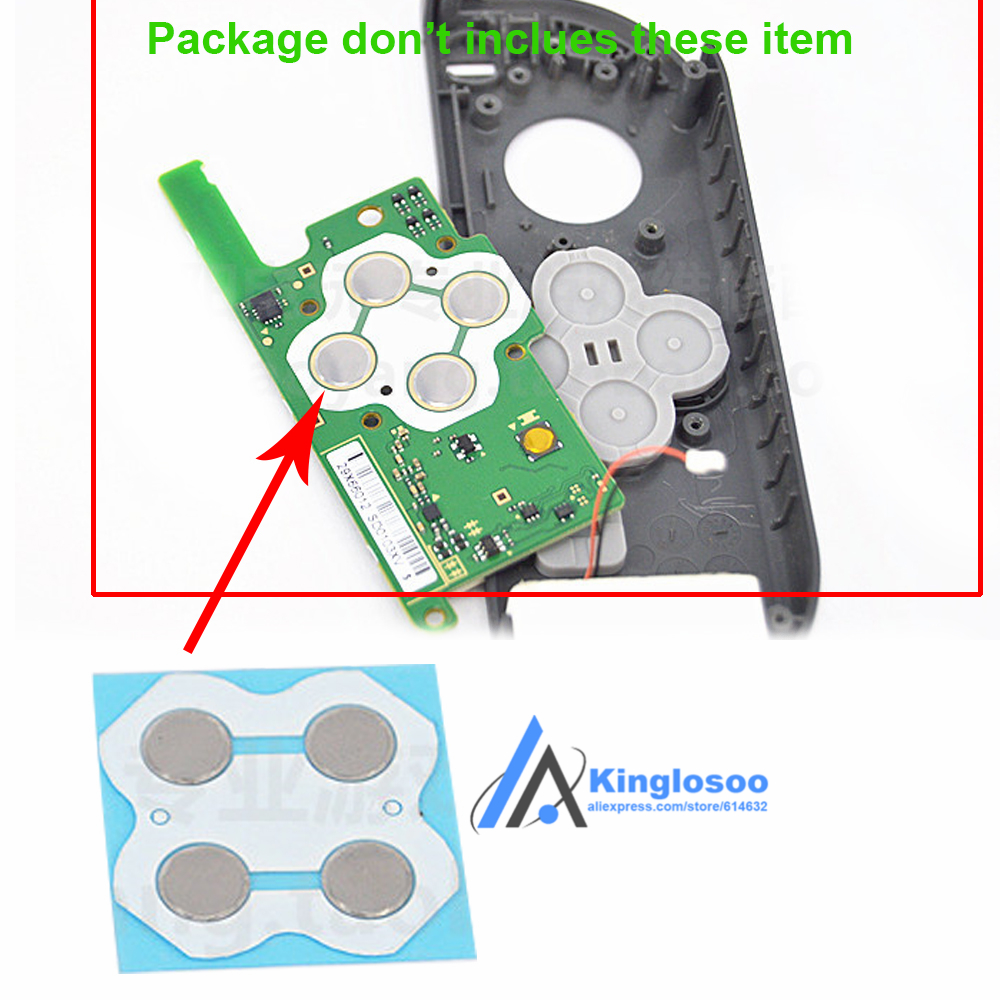 Circuit Board Pcb Direction Abxy Button Pad Set For Nintendo Switch Xbox 360 Controller Schematics Ns Joy Con Repair In Replacement Parts Accessories From Consumer Electronics On