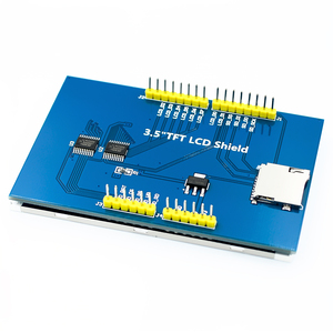 "Image 2 - Gratis Verzendmethode! 10 Stks/partij Lcd Module 3.5 Inch Tft Lcd scherm 3.5 ""Uno R3 Board En Ondersteuning Mega 2560 R3"