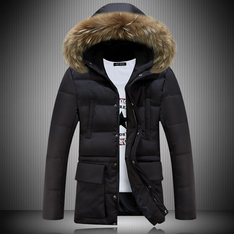 2017 longue parka hommes hiver veste hommes manteau marque hommes parka d 39 hiver avec capuchon de. Black Bedroom Furniture Sets. Home Design Ideas