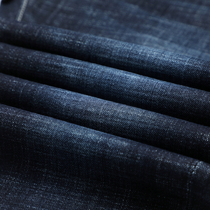 Image 5 - Nigrity 2020メンズジーンズビジネスカジュアルストレートカット黒 & ブルージーンズストレッチデニムパンツズボンクラシックプラスビッグサイズ28 42