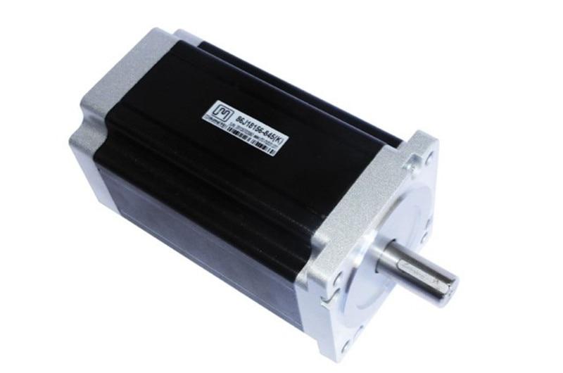цена на Nema 34 2phase 12N.m 1699ozf.in stepper Motor 86mm frame 15.875mm shaft 86J18156-845 JMC