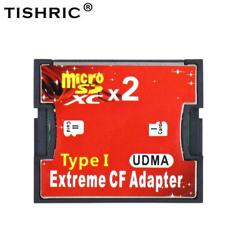 Adaptateur lecteur SD convertisseur Compact Flash CF