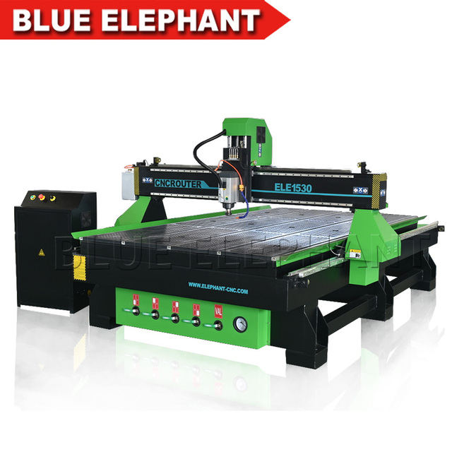 Competitive Price 3 Axis Wood Cnc Router Wood Furniture Machine With