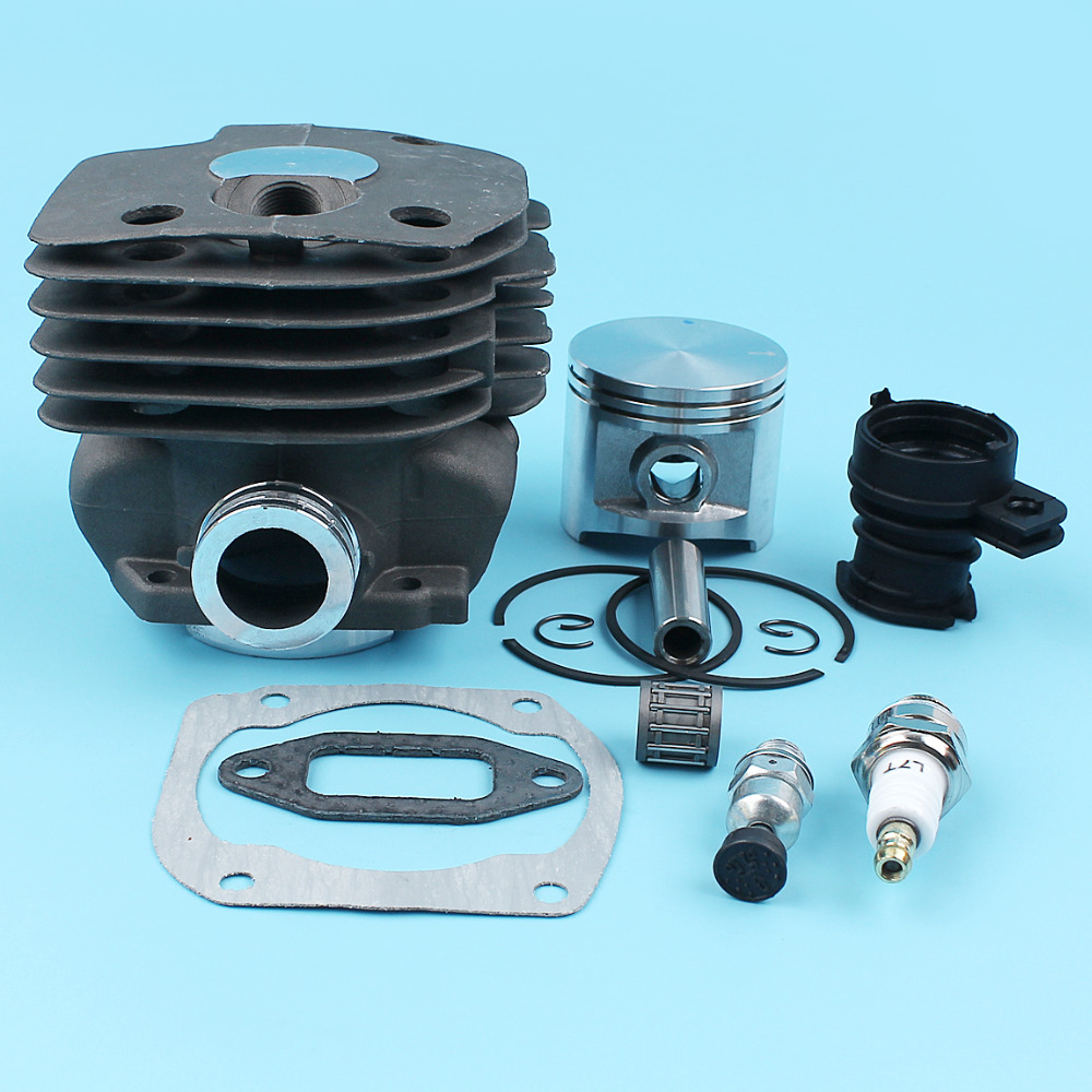 50MM Cylinder Piston Intake Manifold Decompression Valve Kit For HUSQVARNA 365 362 371 372 371K Chainsaw #503939372