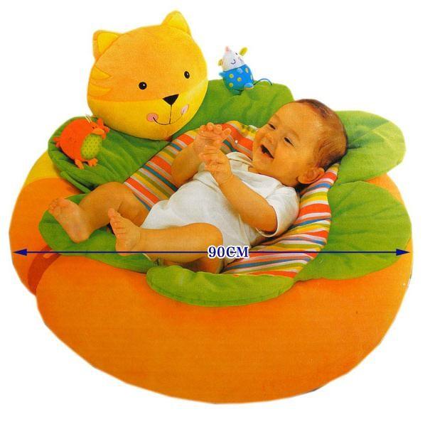 Sunshine Garden Sit Me Up Cosy(yellow cat) 1