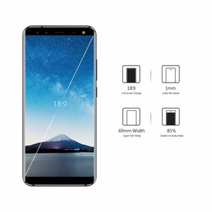 Image 4 - LEAGOO S8 Smartphone 5.72 HD + IPS 1440*720 ekran Android 7.0 MTK6750 Octa çekirdek 3GB + 32GB Quad Cam parmak izi 4G cep telefonu