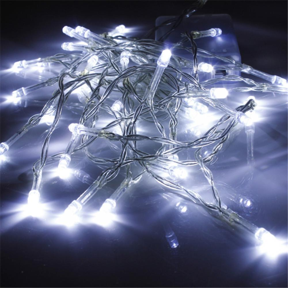 AA Battery Mini 10/20/30/40 LEDs Warm Wit Christmas String Fairy - Vakantie verlichting - Foto 5