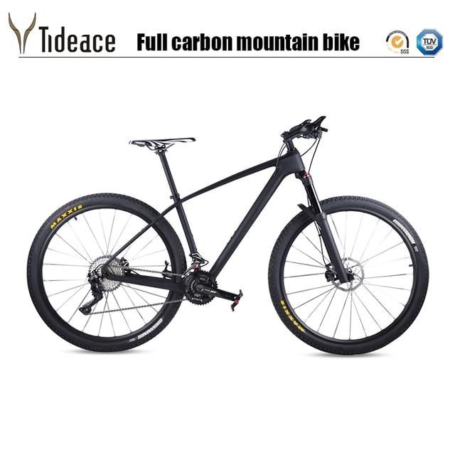 d3409a359 2018 Carbon Fiber MTB Mountain Bike 29er light 33 30 11 Speed 29