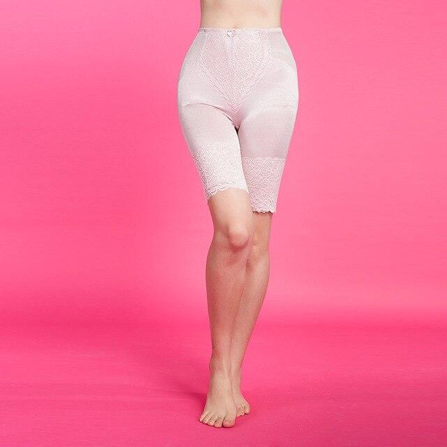 Mujeres sexy body body shaper sliming pantalones postparto fajas cincher de cintura alta briefs underwear