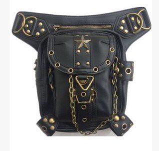 Steampunk Bag Steam Punk Retro Rock Gothic Goth Shoulder Waist Bags Packs Victorian Style for Women Men  leg Thigh Holster BagSteampunk Bag Steam Punk Retro Rock Gothic Goth Shoulder Waist Bags Packs Victorian Style for Women Men  leg Thigh Holster Bag