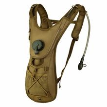 Outdoors 2 5L Water Bag Bottle Pouch Knapsack Tactics Hydration Backpack Camp Bicycle Mochila Military Hydration